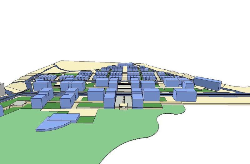 Estudo Urbanístico Abelheira