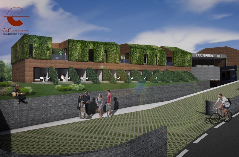 ECO GREEN HOTEL